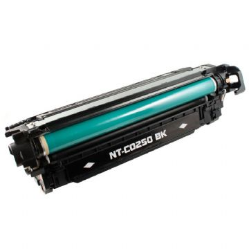 HP 504A Black Refurbished Toner Cartridge (CE250A)